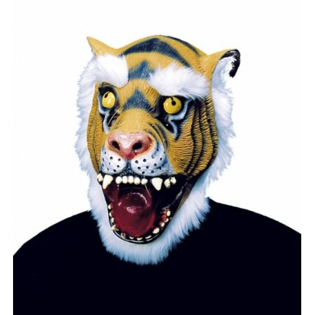 Careta de Tigre Salvaje