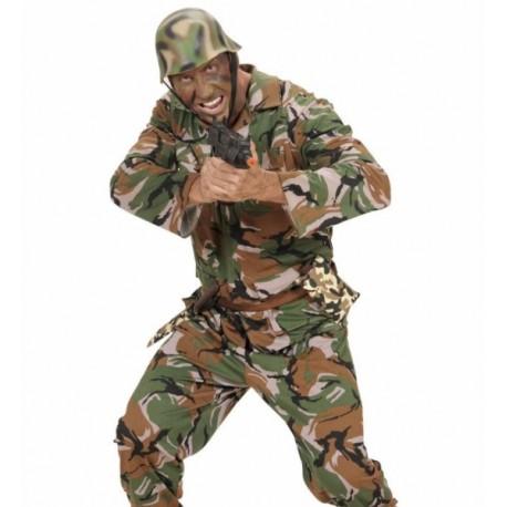 Metralleta ganster, 007, militar