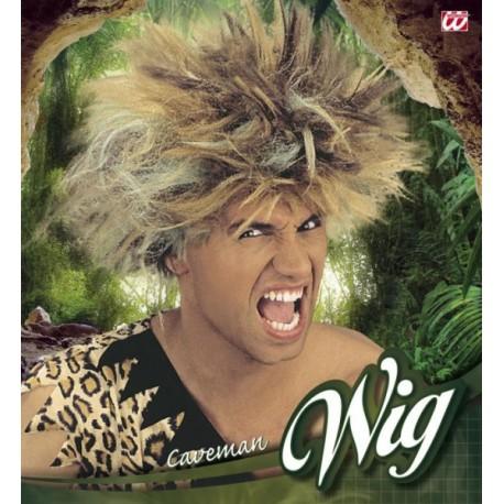 Peluca - Wig Caverman -