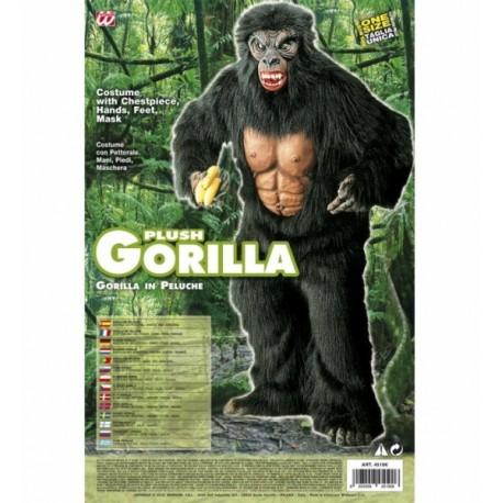 Disfraz de King Kong
