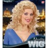 Peluca rubia de rizo - Quality Wig -