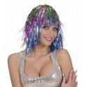 Peluca Disco Multicolor
