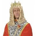 Corona de Rey decorada