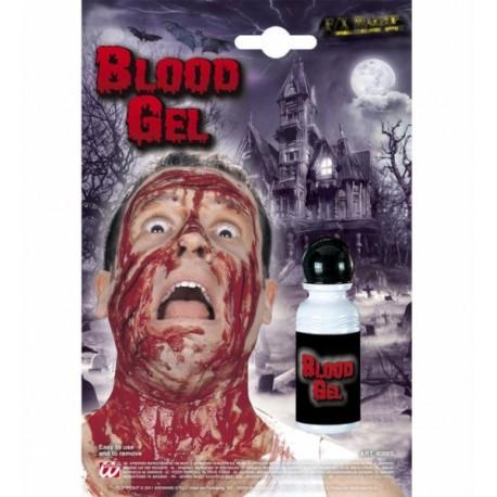 Gel de sangre cinimatographic