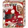 Disfraz de Lujo de Mama Noel
