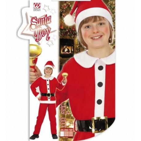 Disfraz de Santa Boy