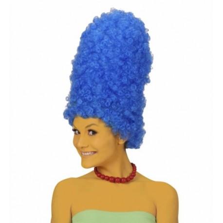 Peluca de Marge simpson