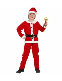 Disfraz de Santa Claus Niño