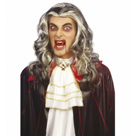 Peluca con mechas - Vampiro