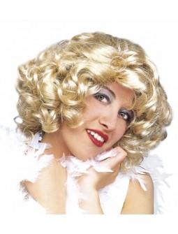 Peluca tipo Marilyn
