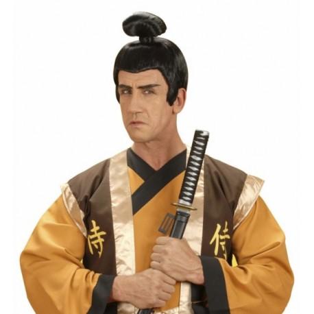 Peluca Samuray Lujo