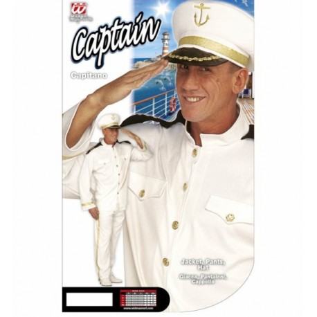 Disfraz de Capitan