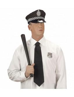 Gorra policia cuadrito