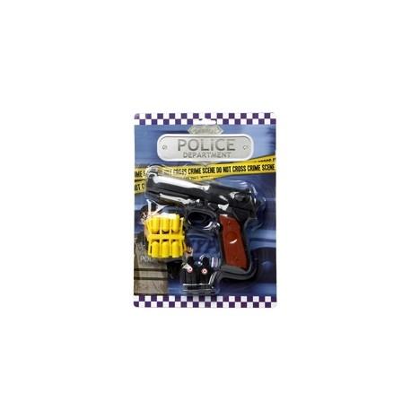 Pistola Policias