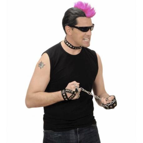 Crestas Punk en Colores