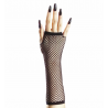 Guantes Red Negros sin Dedos