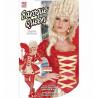Disfraz de Reina Barroca Rojo
