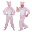 Disfraz de Cerdo Unisex