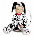 Disfraz de Dalmata Bebe