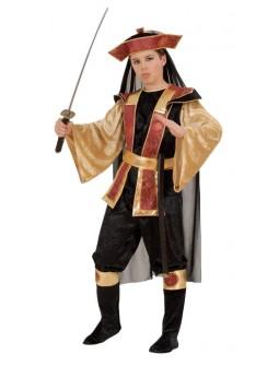 Disfraz de Niño Samurai