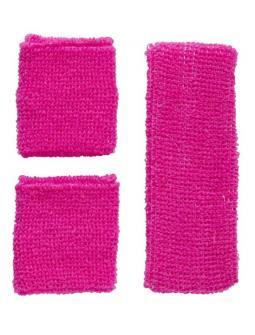 Set de Cintas Rosa Neon