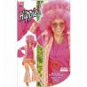 Disfraz de Mujer Hippie XL