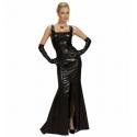 Vestido Negro Glamour