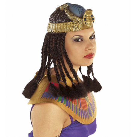 Gorro Egipcio con trenzas