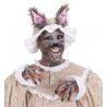 Gorro lobo-abuelita de caperucita