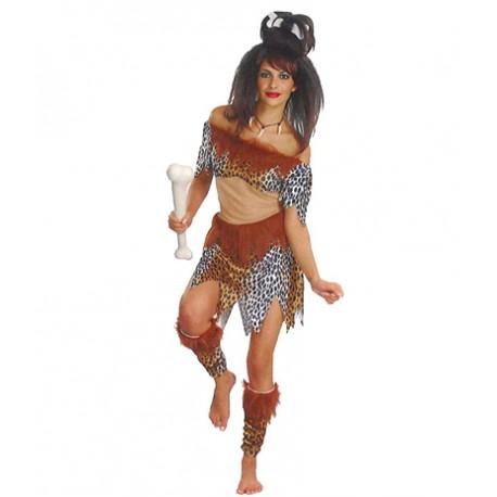 Disfraz de Cavernicola