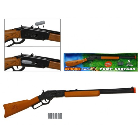 Rifle muy real