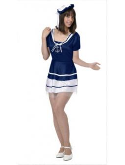 Vestido de Marinera