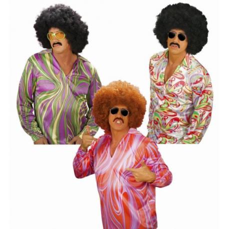 Camisa estampada Funky