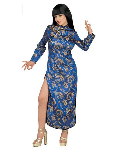 Vestido Oriental