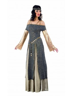 Vestido de medieval