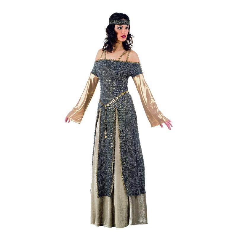 043cf5997 Vestido Medieval de Reina Ginebra para Mujer