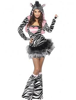 Vestido de Cebra