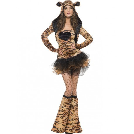 Vestido de Tigre