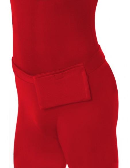 Segunda Piel - Rojo -