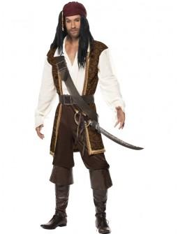 Hombre Pirata Lujo