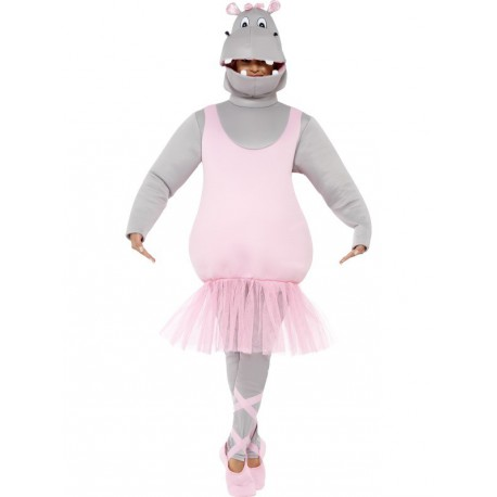 Bailarina Hipopótamo