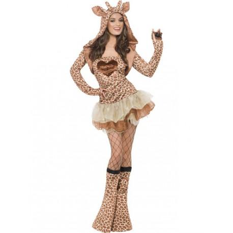 Vestido de Girafa