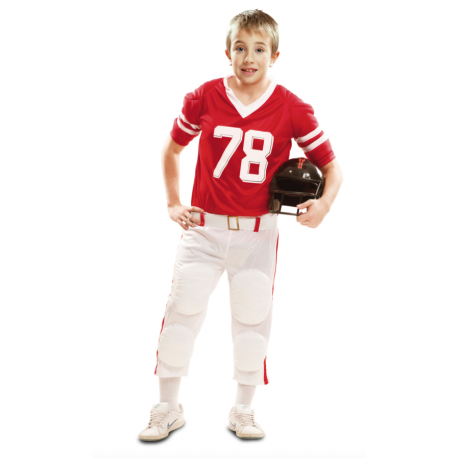 Jugador de Rugby Niño