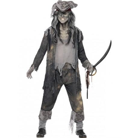 Hombre Pirata Terror