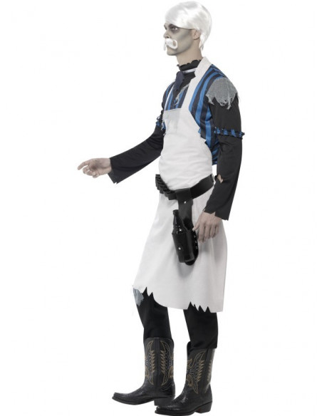 Camarero Pueblo Fantasma
