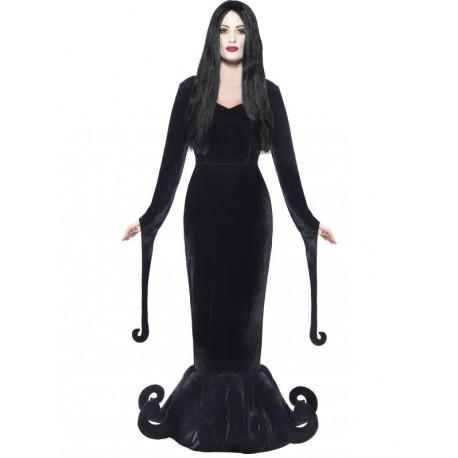 Vestido Morticia Addams