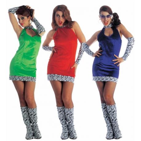 Vestido Go-Go Girl