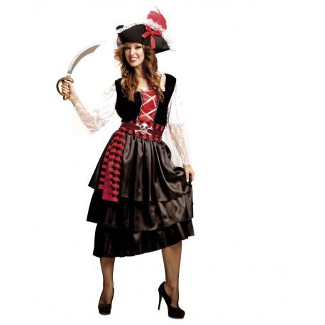Vestido mujer Pirata
