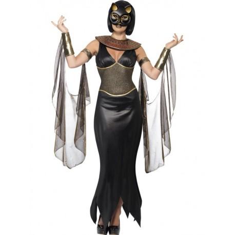 Vestido de Diosa Gata