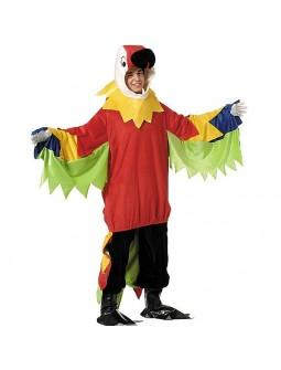 Disfraz de Papagayo